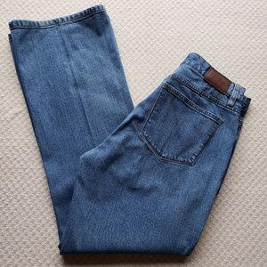 LRL Lauren Jeans Co 8P High Waist Straight Jeans
